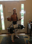 Attack on Alcohol cosplay