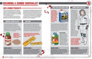 Becoming a zombie survivalist