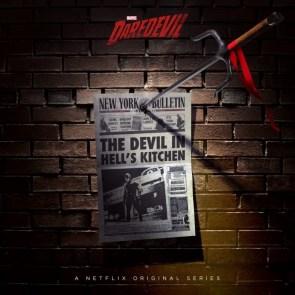 Daredevil in Hell's Kitchen