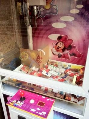 Disney Smoker's Game