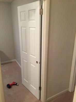 Door Installation Failure