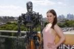 Emilia Clarke – Press Junket of Terminator Genisys in Paris