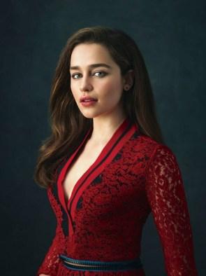 Emiliia In Red