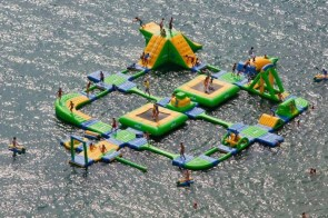 Epice Floating Bounce House