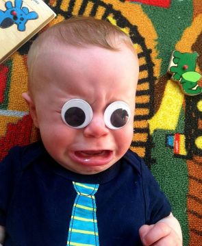 Google Cry Baby