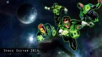 Green Lanterns of Space Sector 2814