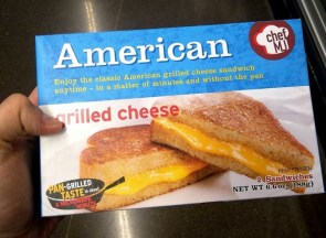 Grilled Cheese in a box