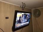 Hanging TV