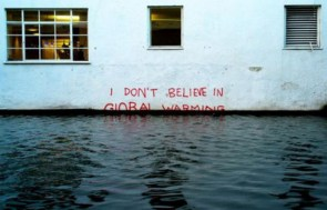 I dont' believe in global warming