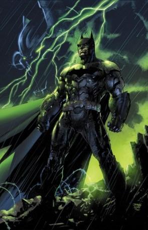 Jim Lee Batman Vertical