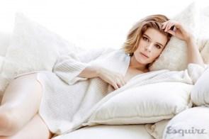 Kate Mara Nude in Esquire