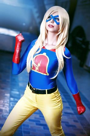 Liberty Belle cosplay by Reign Cosplay