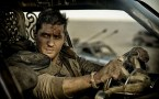 Mad Max in his car