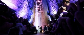 Ruby Falls Wedding