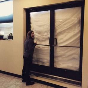 Snow Doors