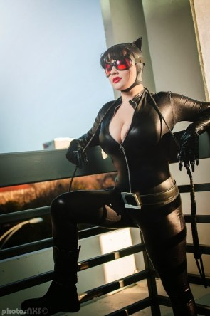 SoniCat is Catwoman