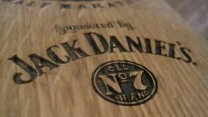 Sponsored by jack Daniels