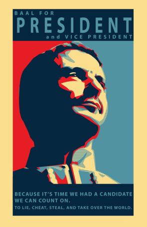 Baal for president