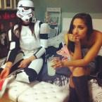 Storm Trooper Dorm Drinking