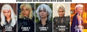 Storms Hair