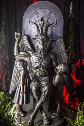 The Satanic Statue