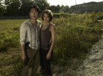 Walking Dead couple