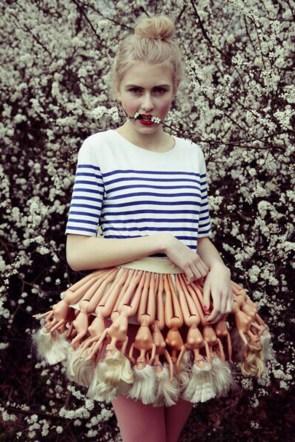 doll dress