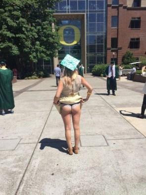 graduate ass