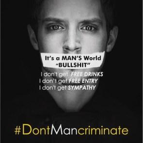 Mancrimination