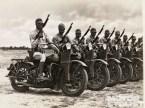 motorcycle gunners
