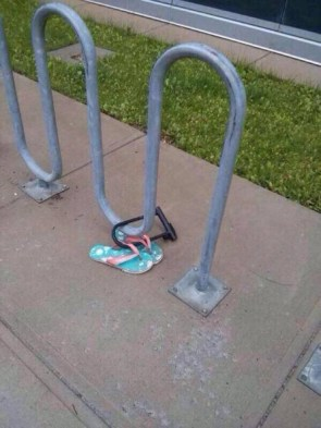 secure footware