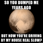 you dumped me years ago