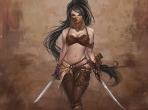 lusty assassin