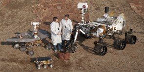 3 rovers