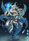 blue ahri
