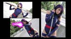 Christina Vee as Psylocke
