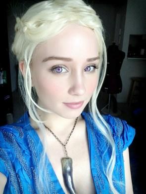 Fantastic Daenerys cosplay