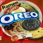 Ramen Flavor Oreo