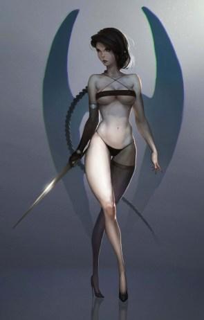 Sexy Demon