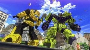 Transformers Devastation Screenshot