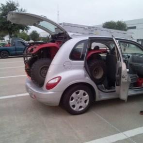 ATV Transport