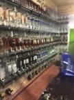 Alcohol closet