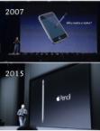 Apple changed it's mind