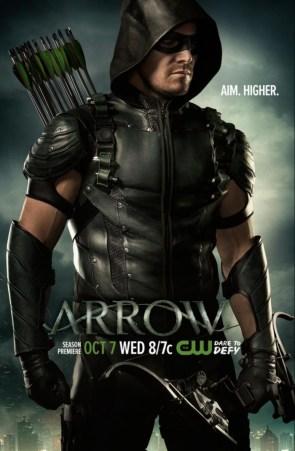 Arrow – Aim Higher