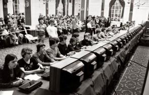 Atari – space invaders championship
