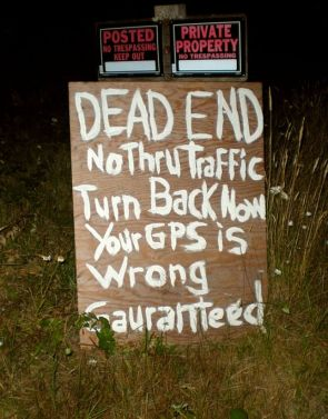 Dead End – For you maybe