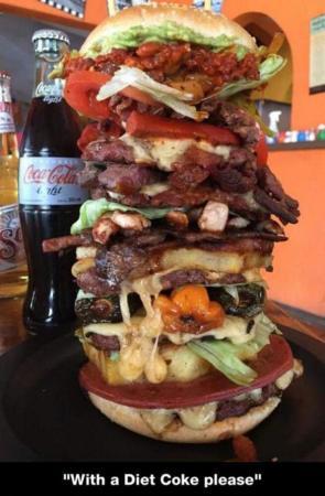 Diet Sandwich