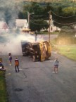 Fallen Bus