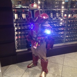 Iron Fett Cosplay
