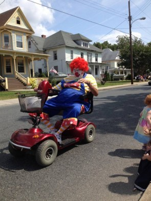 Neighborhood Clown